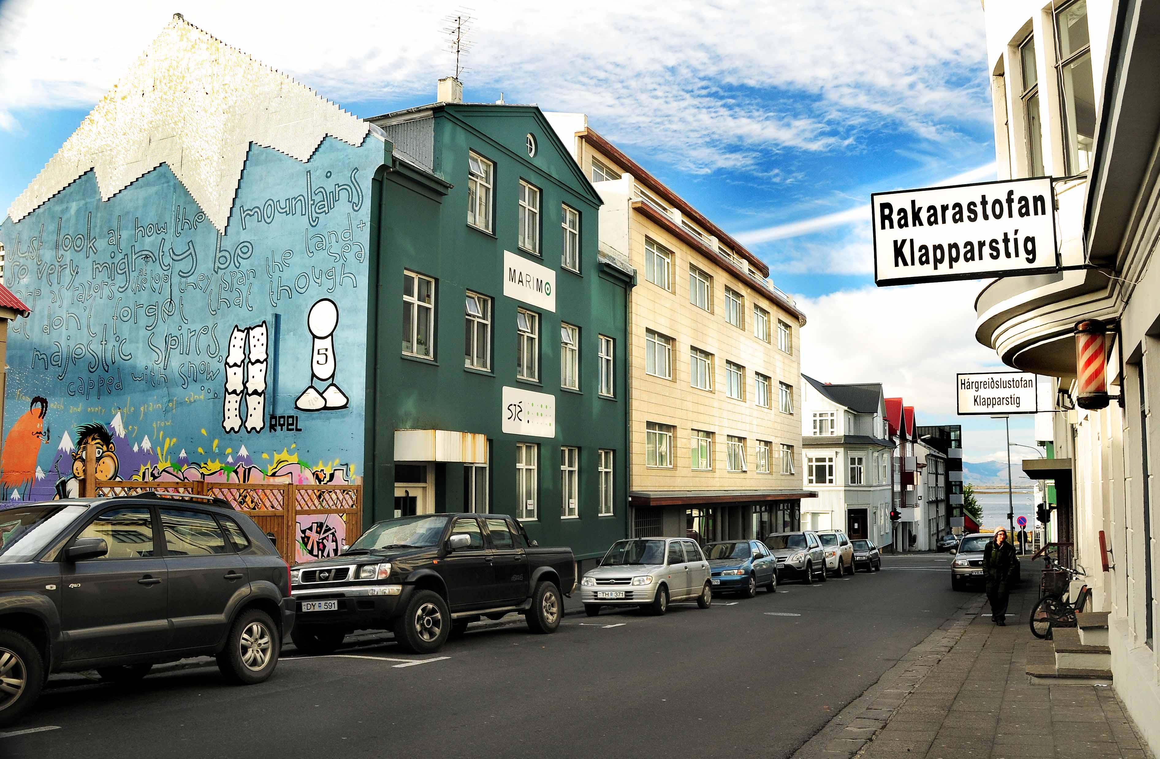 Reykjavik Iceland San Diego Reader