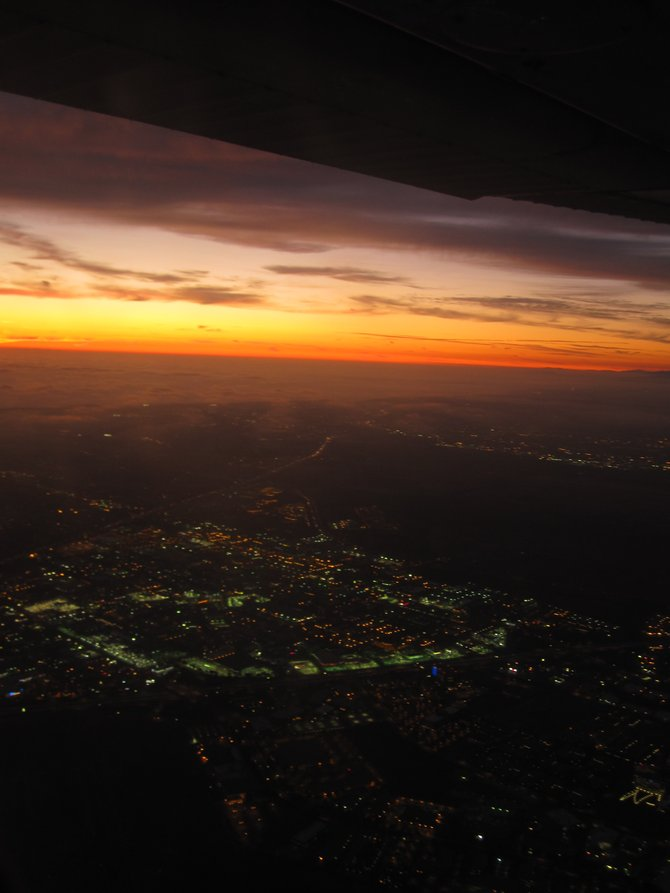 San Diego from the Sky