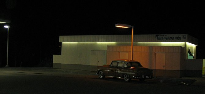 It's 2 am. Do you know where your 54 Chevy is?