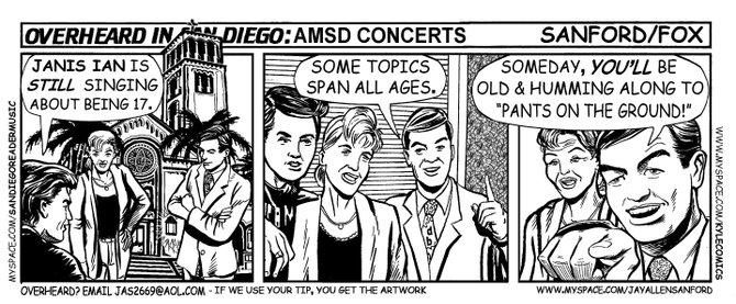 AMSD Concerts