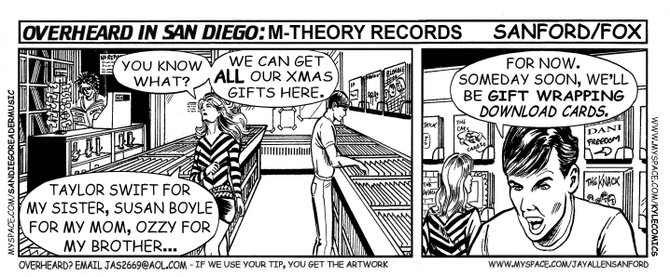 M-Theory Records