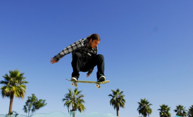 Cathcing some air in OB