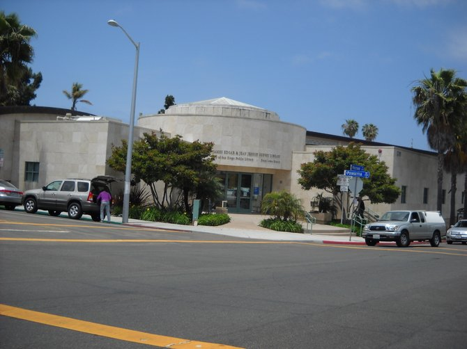 Point Loma Library.