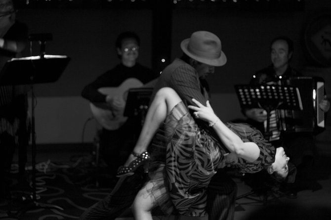 Dizzys tango night, Sunday December 6 2010