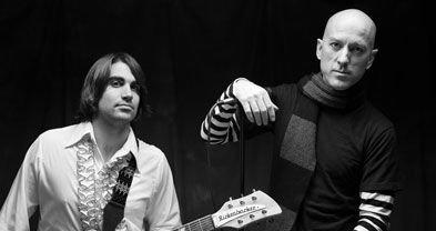 North Park artist Greg Vaughan makes a convincing Michael Stipe.