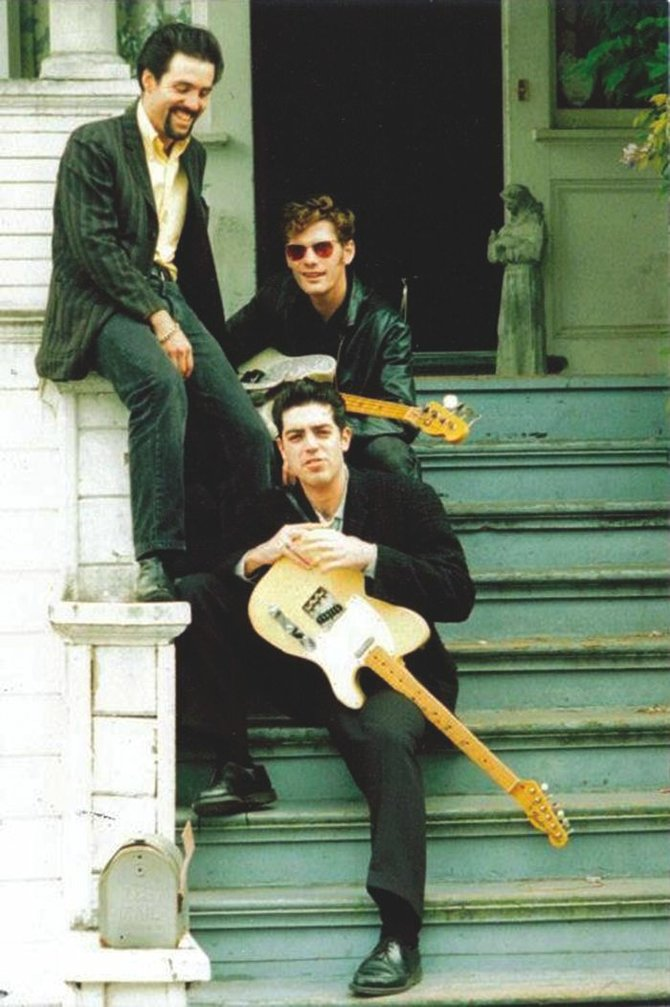 """Nashville Ramblers roll with garage-rock classic """"Trains."""""""