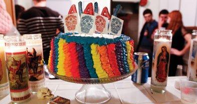 ¡AI AI AI! What a cake!