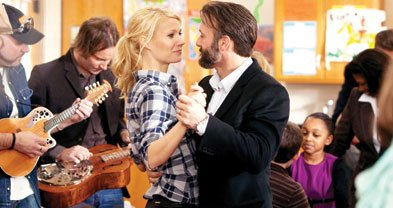 In Country Strong, Gwyneth Paltrow and Tim McGraw feed off each other's need.