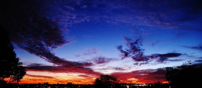 Sunset La Mesa