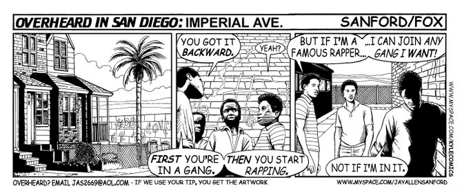 Imperial Avenue