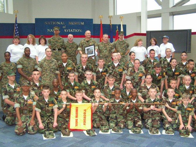 Young Marines of Pensacola, Florida