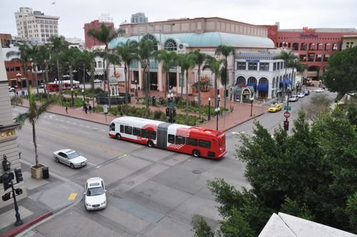 Horton Plaza: architectural novelty, financial flop, and another Centre City Development Corporation boondoggle