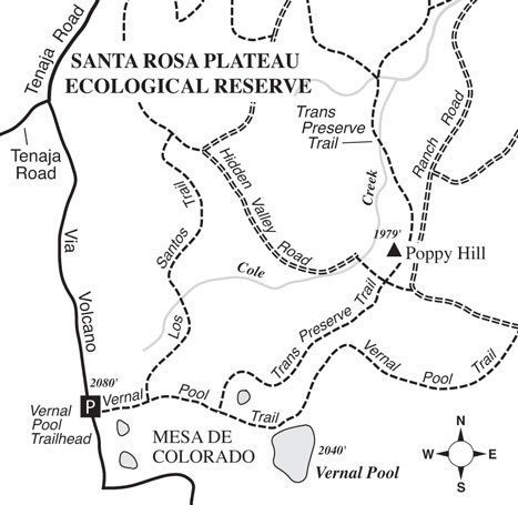 Vernal Pool Trail in the Santa Rosa Plateau San Diego Reader