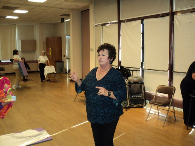 Kay Bodge pictured