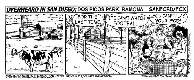 Dos Picos Park, Ramona