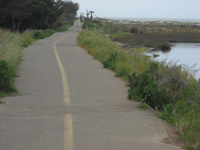 OB bike path