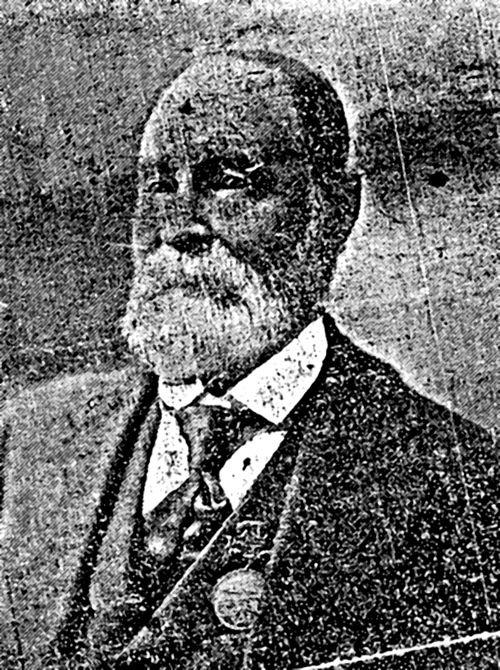 Oriflamme miner Amos Weed