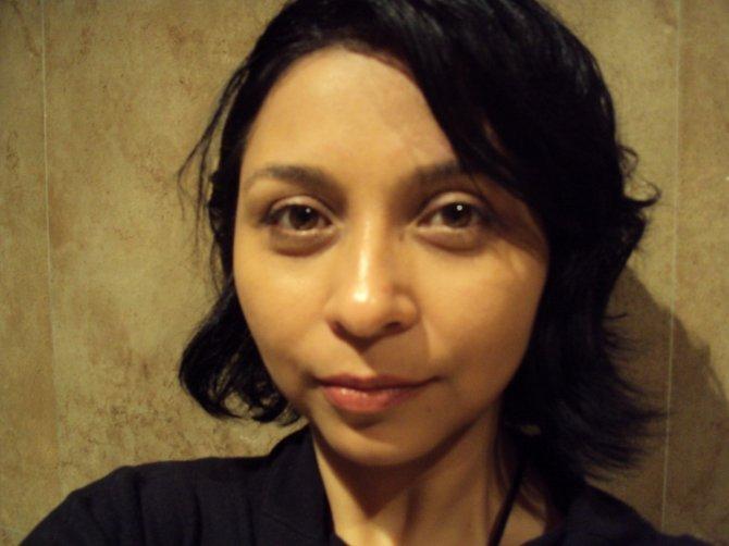 Miriam Garcia, historian, poet, and cofounder of Proyecto de las Morras