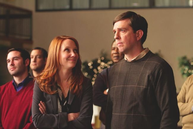 In Cedar Rapids, Ed Helms learns that life can be more than cheese and warm socks.