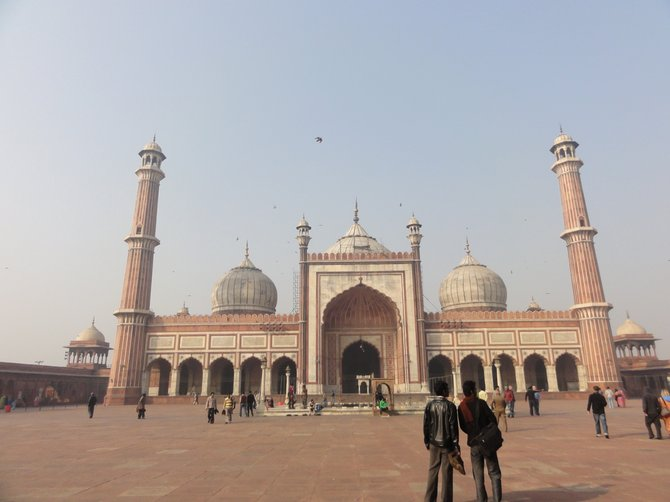 India's Largest Mosque