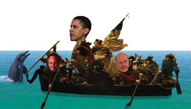 "San Diego Democrats ""Set Sail for Victory"" in 2012 — a seven-day trip along the Mexican Riviera."