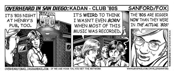 Kadan: Club '80s