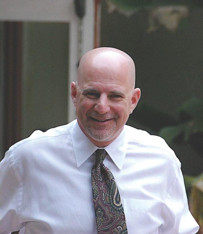 Reverend David Miller