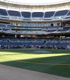 View of Petco Park from 2nd Base