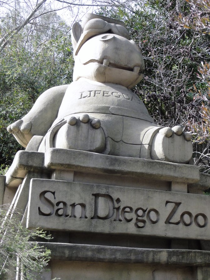 San Diego Zoo.
