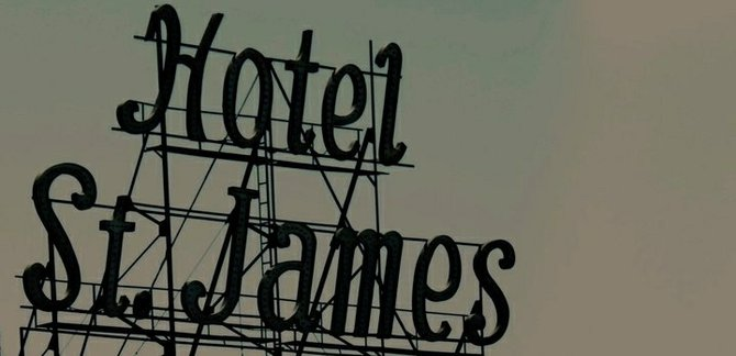 Hotel St. James.