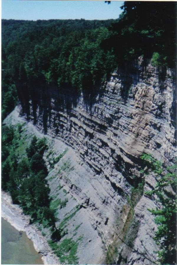 """Letchworth State Park, """"The Grand Canyon of New York State."""""""
