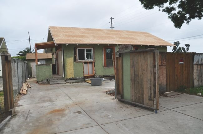 If it's meant to combat blight, why does no redevelopment money reach neighborhoods such as 32nd and Island?