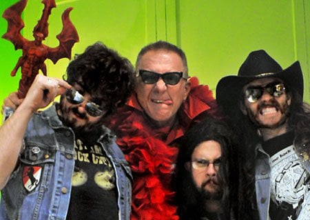 The Meatmen at Shakedown