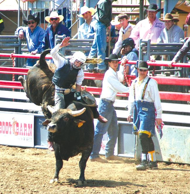 """It's not like you can go to Europe and Asia and see cowboys being bucked off a bull."""
