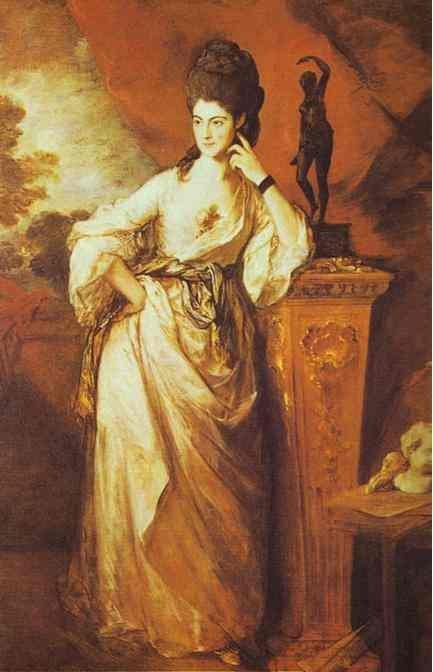 Penelope Viscountess Ligonier, 1771