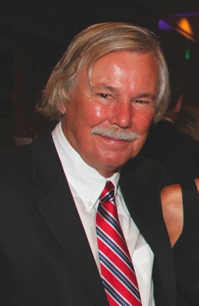 Rancho Santa Fe News publisher Jim Kydd