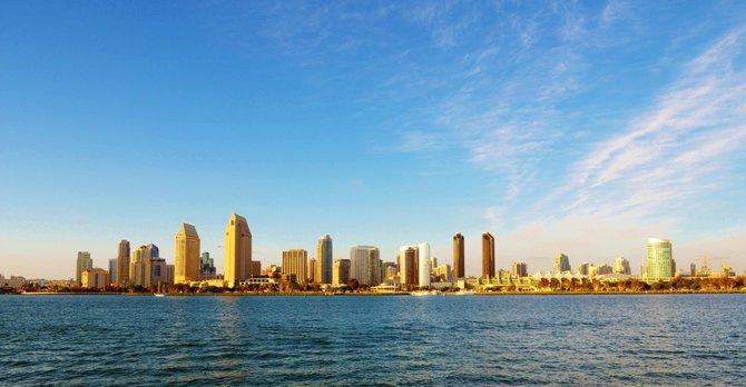 San Diego, City.