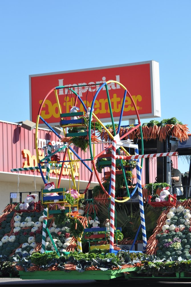 """Our famous """"Holtville Carrot Festival"""" is held yearly. Lot's of great food and entertainment for the entire family.  I love it!"""