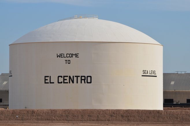 Imperial Valley Photo. Welcome To El Centro, CA.