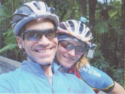 James Swarzman (left) was killed by a hit-and-run driver.