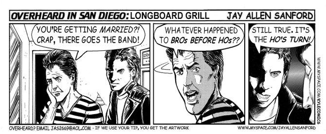 Longboard Grill