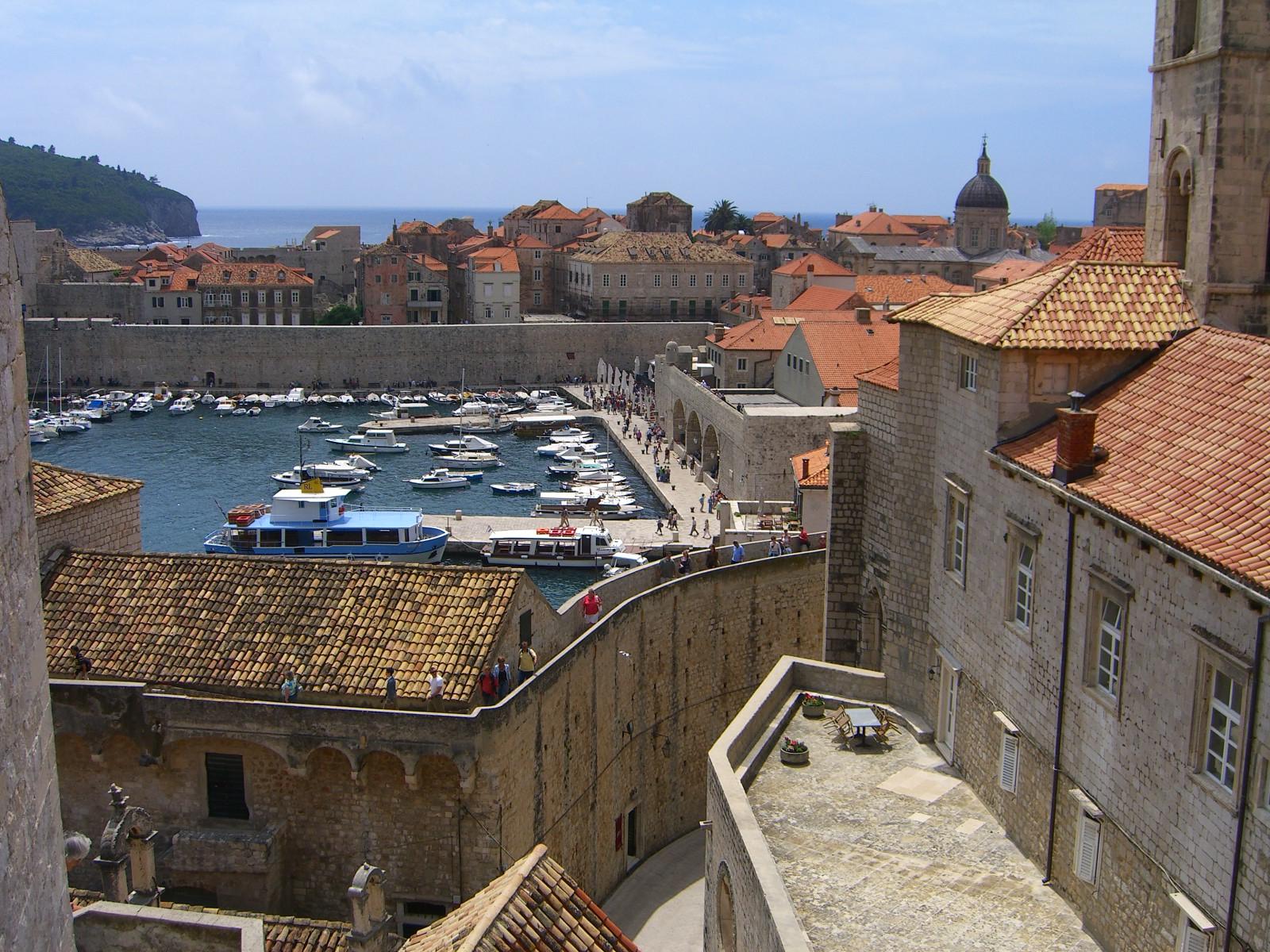 Walking The Walls Of Dubrovnik Croatia San Diego Reader