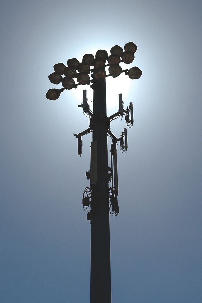 Cel phone towers in Sweetwater schools questioned | San