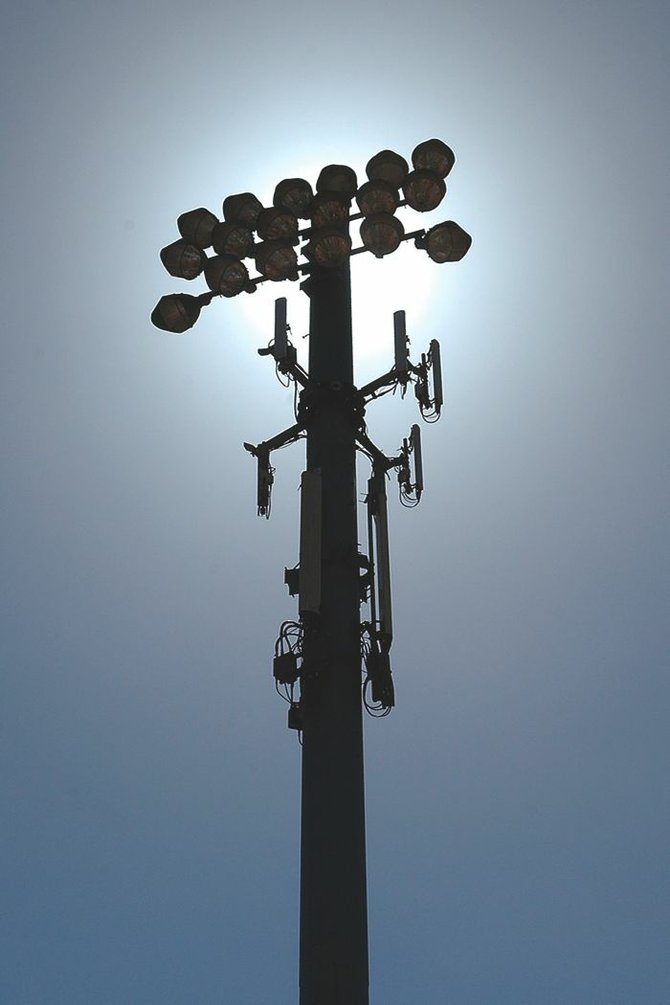 Risk of adverse health effects from cell towers is uncertain.
