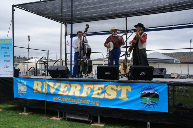 RiverFest Stage.