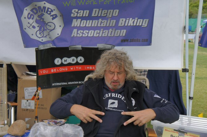 Mountain Biking!