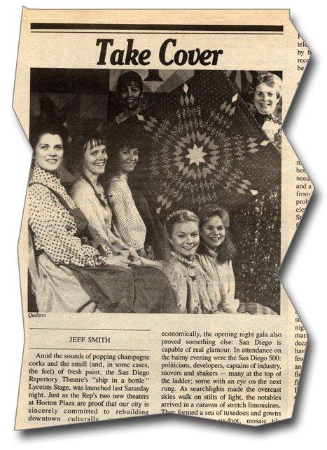 San Diego Reader, June 5, 1986