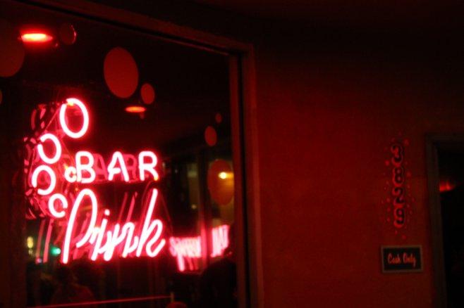 Bar Pink's Punk Band Lotto photo