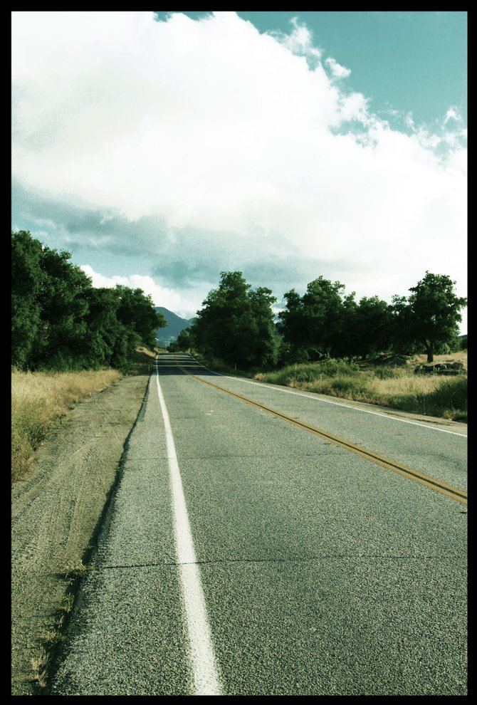 Went on a drive to the Barona Indian Reservation and decided to shoot some photos.