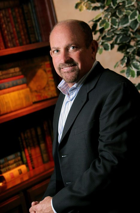 """Jeffrey Lubin blames the economy for Scripps' collapse. """"I never touched the money."""""""